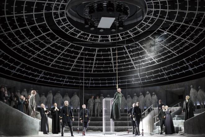Planet Hugill: Beyond Frankenstein: I chat to Emmy award winning sound-designer and composer Mark Grey after the premiere of his opera Frankenstein inBrussels